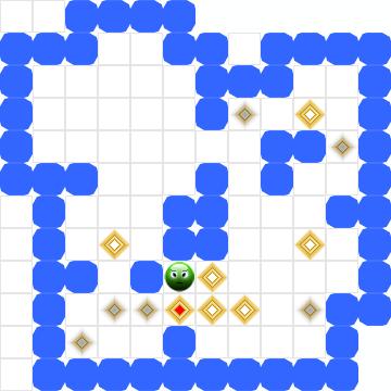 Sokoban - Game:10