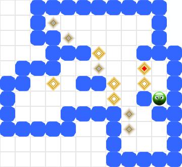 Sokoban - Game:4